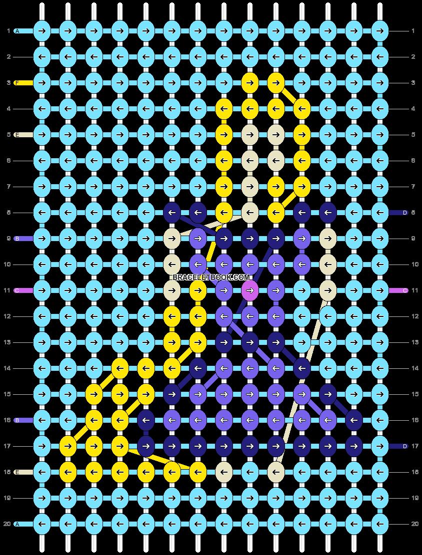 Alpha pattern #80235 pattern