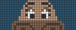 Alpha pattern #80252