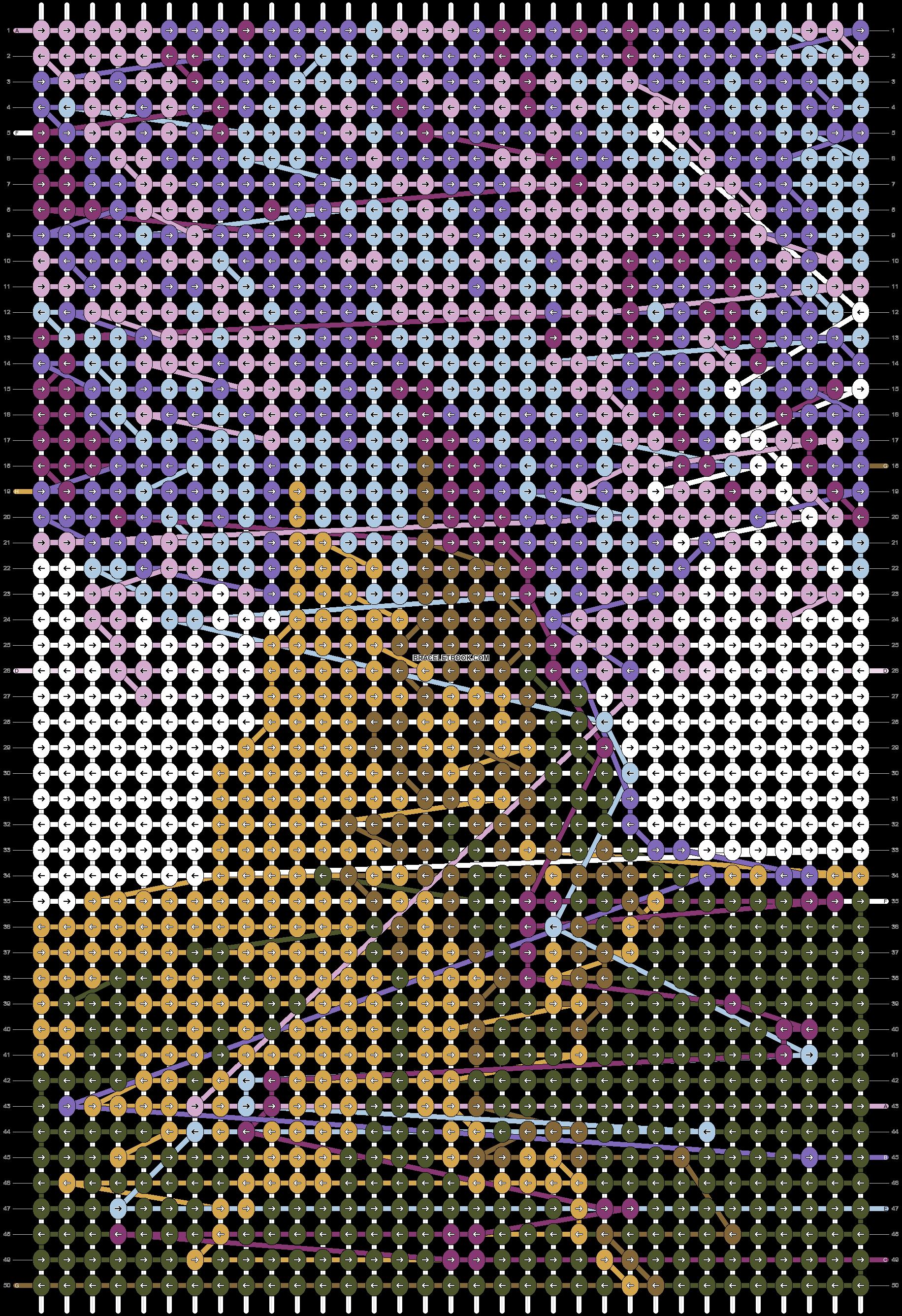Alpha pattern #80253 pattern