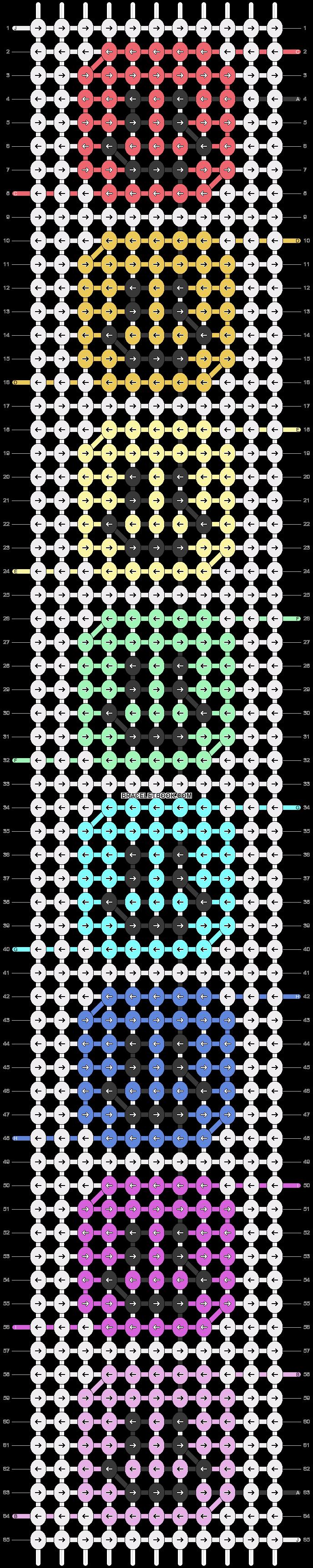 Alpha pattern #80264 pattern