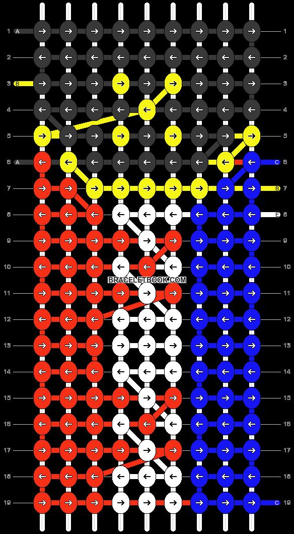 Alpha pattern #80277 pattern