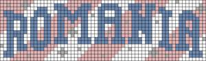 Alpha pattern #80289