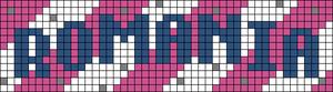 Alpha pattern #80290