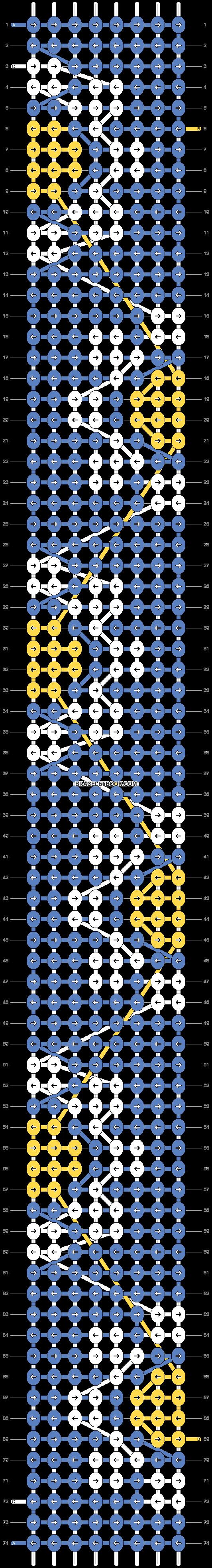 Alpha pattern #80292 pattern