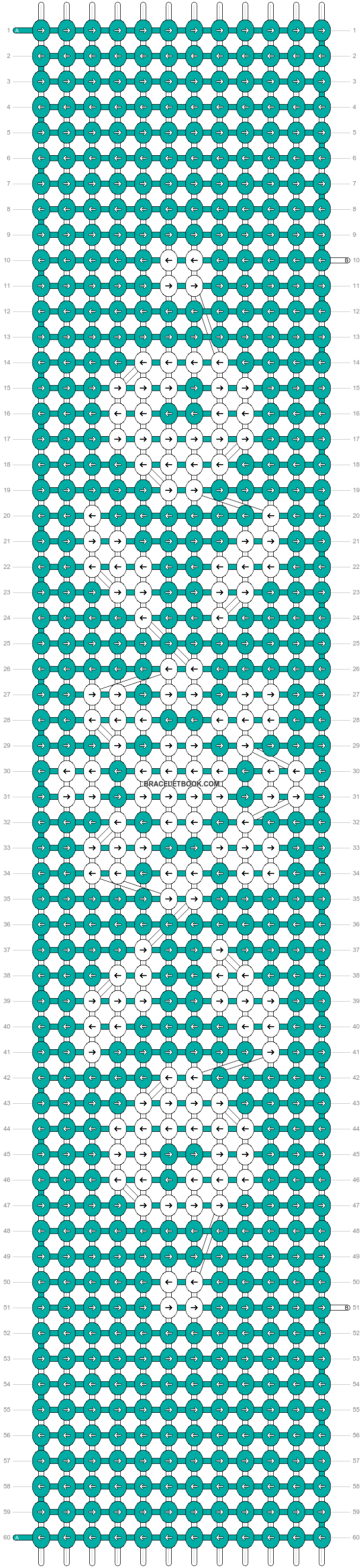 Alpha pattern #80293 pattern