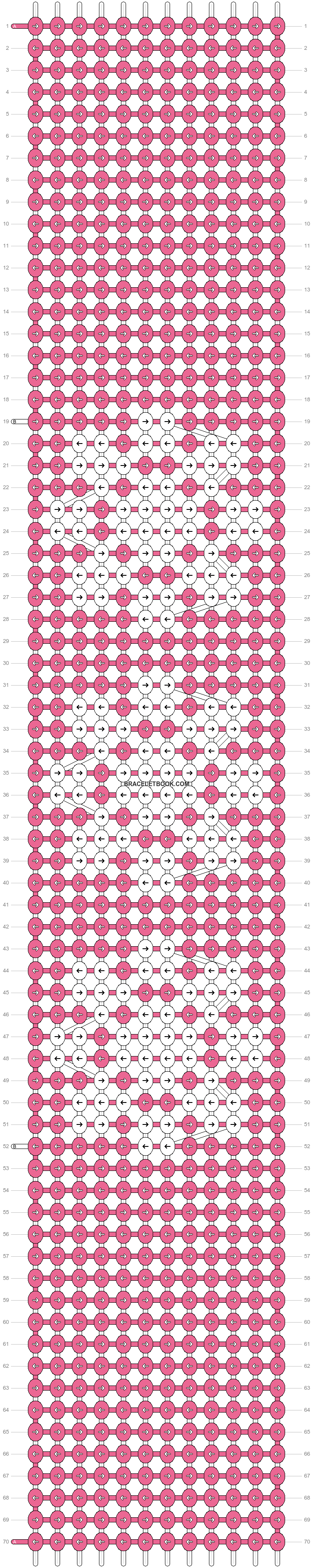 Alpha pattern #80294 pattern