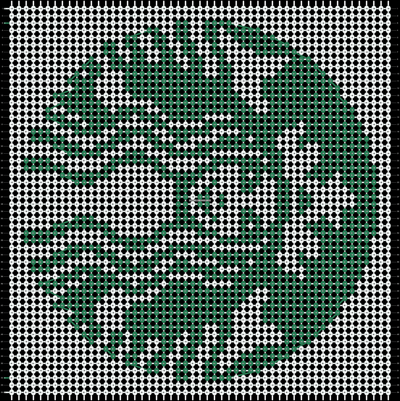 Alpha pattern #80307 pattern