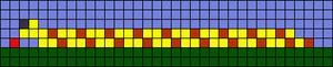 Alpha pattern #80309