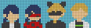 Alpha pattern #80311