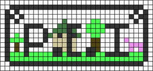 Alpha pattern #80316