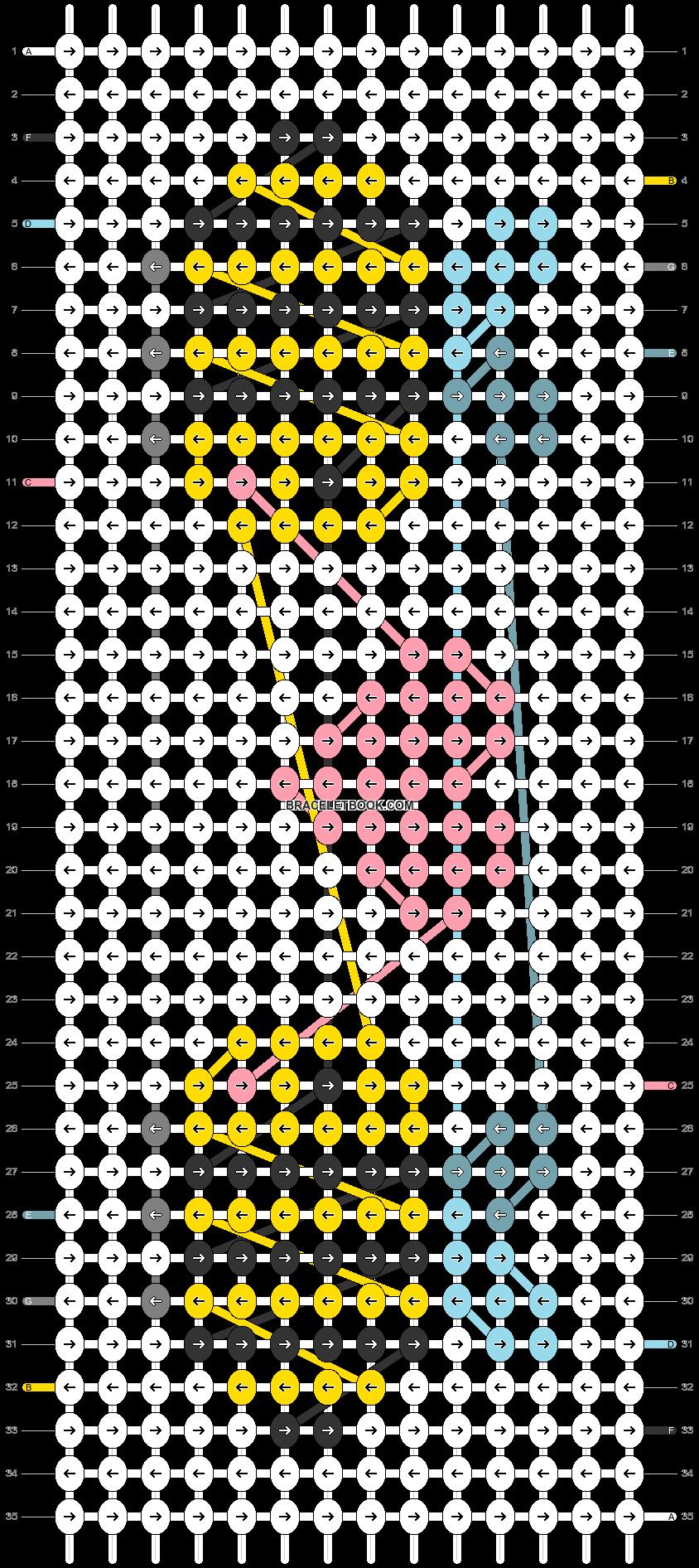 Alpha pattern #80327 pattern