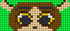 Alpha pattern #80340