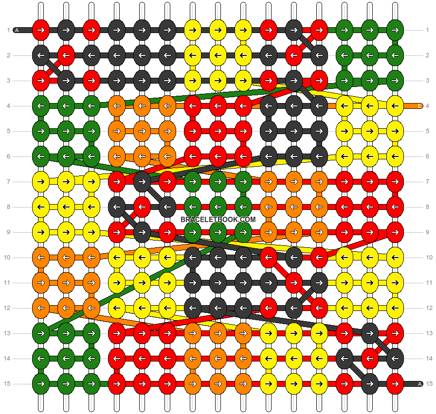Alpha pattern #80341 pattern