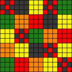 Alpha pattern #80341
