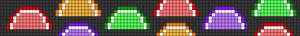 Alpha pattern #80344