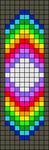 Alpha pattern #80350