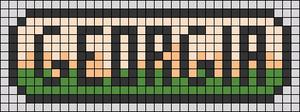 Alpha pattern #80352
