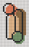 Alpha pattern #80358