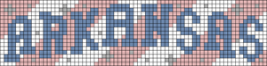 Alpha pattern #80365