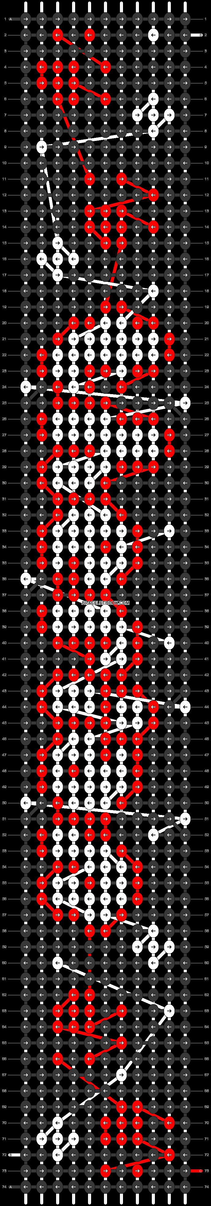 Alpha pattern #80366 pattern