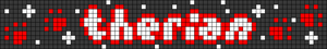 Alpha pattern #80366