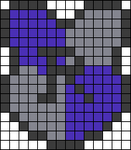 Alpha pattern #80386