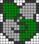 Alpha pattern #80388