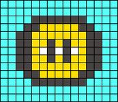 Alpha pattern #80389