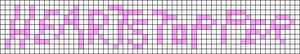 Alpha pattern #80413