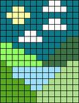 Alpha pattern #80428