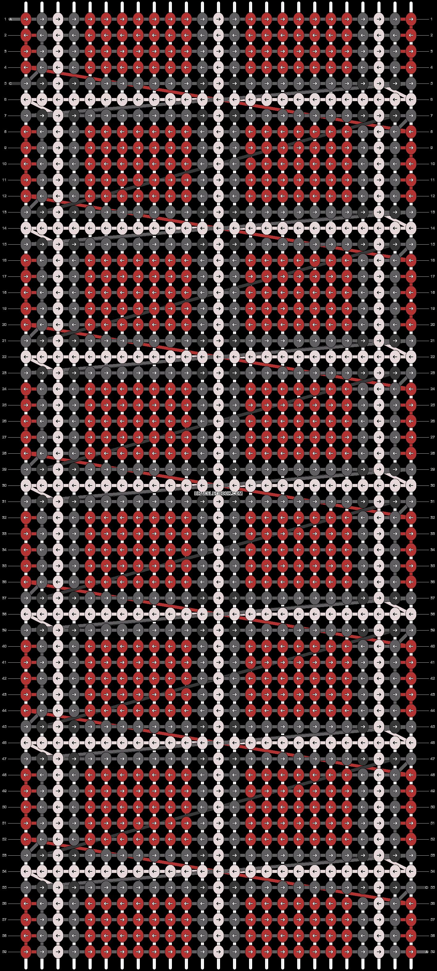 Alpha pattern #80441 pattern