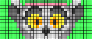 Alpha pattern #80445