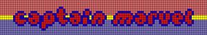 Alpha pattern #80452