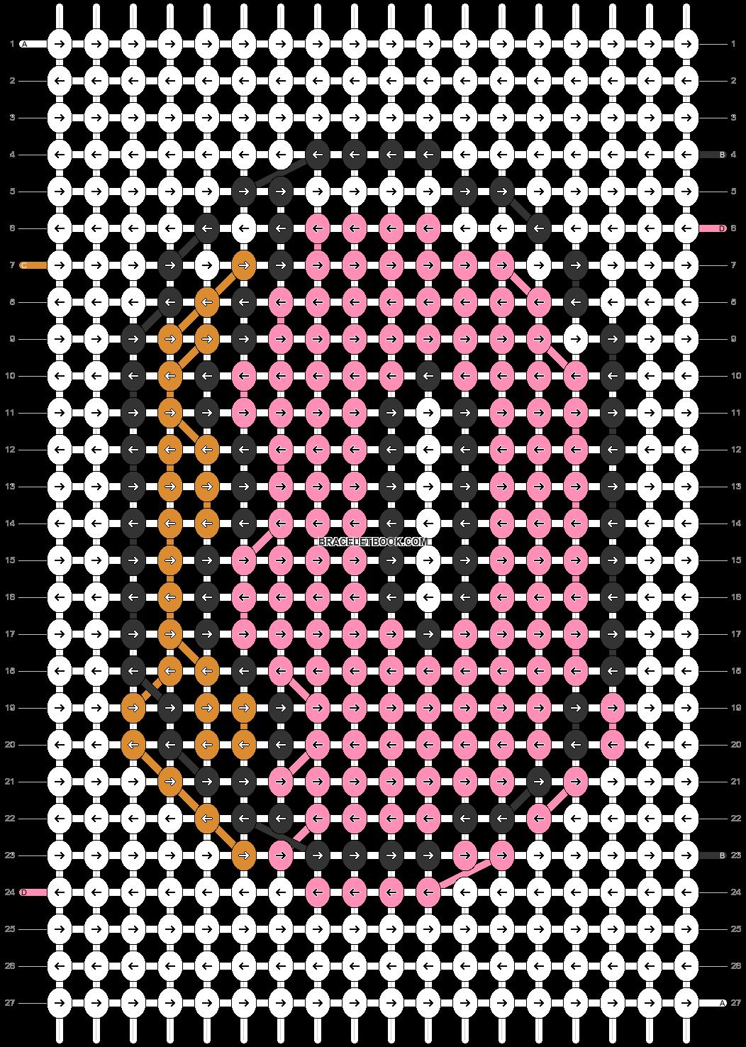 Alpha pattern #80453 pattern