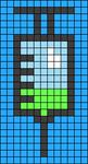 Alpha pattern #80455