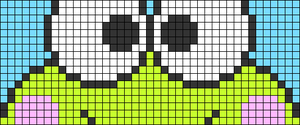 Alpha pattern #80463