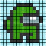 Alpha pattern #80468