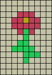 Alpha pattern #80474