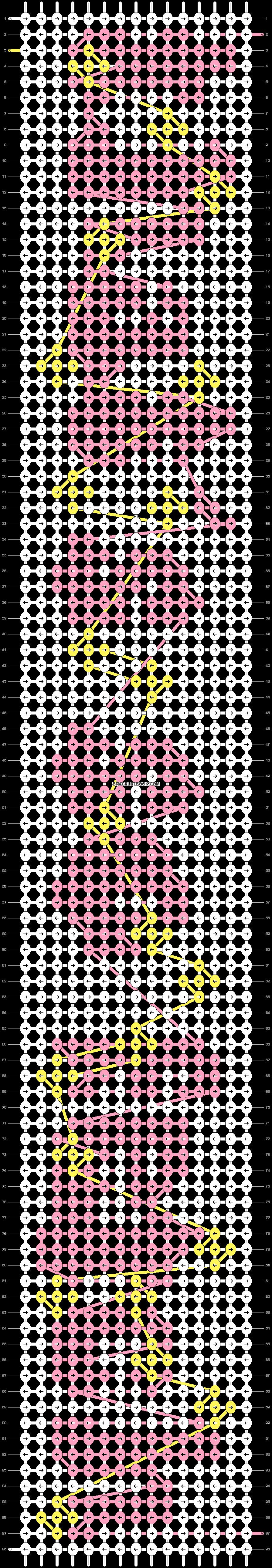Alpha pattern #80477 pattern