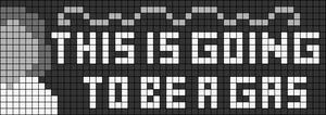 Alpha pattern #80481