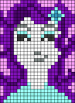 Alpha pattern #80490