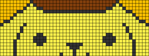 Alpha pattern #80491