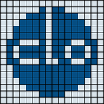Alpha pattern #80499