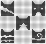 Alpha pattern #80512