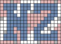 Alpha pattern #80513