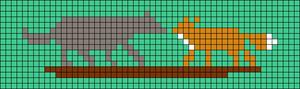 Alpha pattern #80520