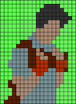 Alpha pattern #80522