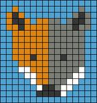 Alpha pattern #80528
