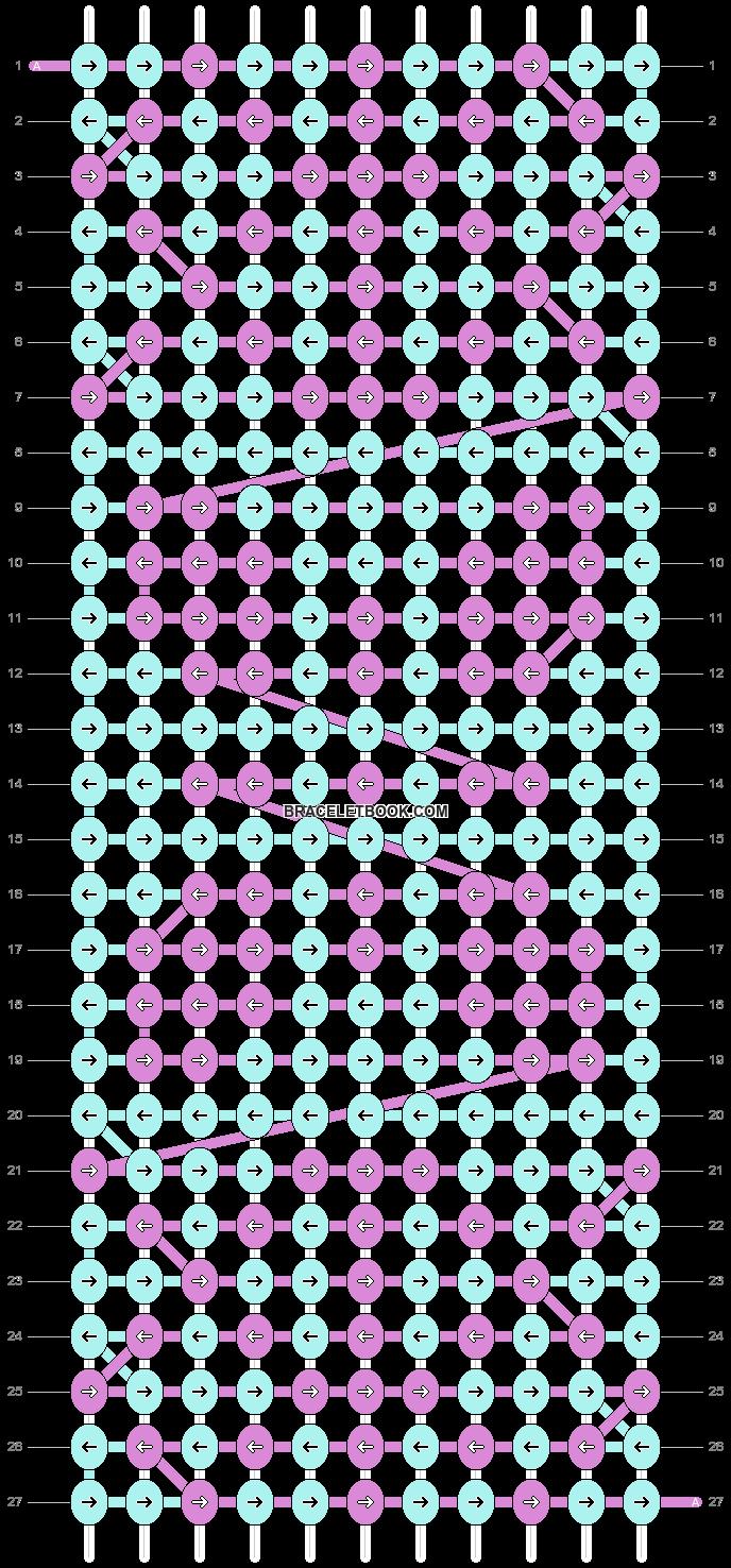 Alpha pattern #80531 pattern
