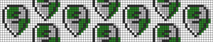 Alpha pattern #80535